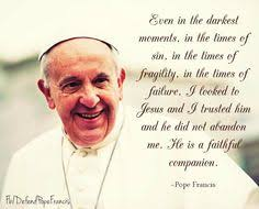 St Francis Quotes Custom Mother Mary Inspiring Words From Pope Francis All Things Catholic