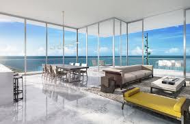 Penthouse at L'Atelier Residences, Miami Beach - Interiors