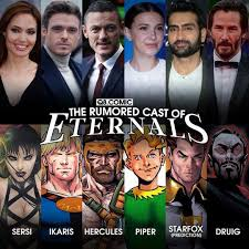 Aug 19, 2021 · despite being a returning face to the marvel cinematic universe, it has been revealed that gemma chan was one of the last members of the eternals to be cast in chloe zhao's upcoming superhero film. The Eternals Marvel Future Fight Marvel Ultimate Alliance Comics
