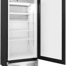 frigidaire commercial 18 4 cu ft glass door merchandiser