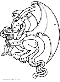 Dragon Pictures To Print Dragons Coloring Pages And Sheets Can Be