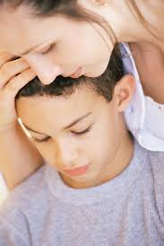 a child or with odd exhibits behavior that can potentially bee a disruption in their everyday life their relationship with their family and their