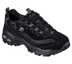skechers black walking shoes. black skechers black walking shoes