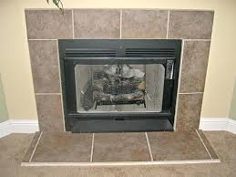 ceramic tile fireplace designs this simple large tiles hearth painting painting ceramic tile fireplace