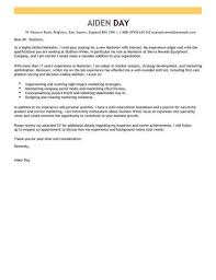 example of a cover letter uk marketing cover letter templates cover letter templates