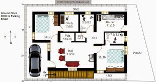A blog on house plans for India called 'My Little Indian Villa'. | House  plans, Small house plan, Floor layout