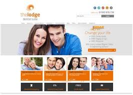 dental web marketing 25 best our websites images on pinterest html dental websites