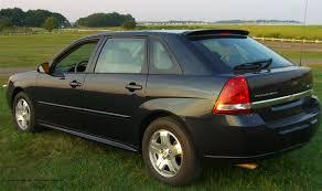 2005 Chevy Malibu Maxx LT Review Road Test