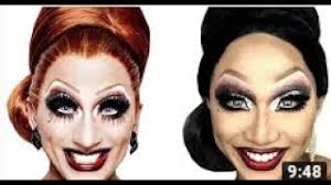 how to be bianca del rio bianca del rio drag makeup tutorial dont forget