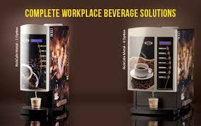 Coffee Vending Machine How It Works Enchanting RichCafe Is A Known Coffee Vending Machine Manufacturers At South