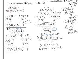 solve equation factoring depict magnificent day 9 5 3 solving quadratic equations