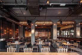 industrial style restaurant furniture. Industrial Style Club Restaurant Furniture B
