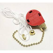 westinghouse speed fan switch com zing ear ceiling fan pull chain 3 speed control switch ze 208s ze 268s1 e89885