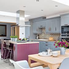 Kitchen Kitchen Colour Schemes Ideas For Bold Dulux Paint