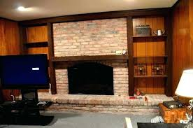 living room with brick fireplace paint colors paint brick fireplace ideas top painted brick fireplaces on