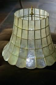 capiz shell lighting fixtures. Capiz Shell Lighting Floor Lamp Lamps West Elm . Fixtures E