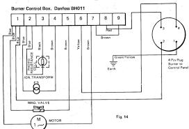 oil burner wiring diagram Beckett Oil Burner Wiring Diagram oil furnace wiring diagram oil inspiring automotive wiring diagram · installation and servicing manual wiring diagram for beckett oil burner