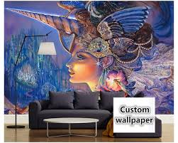2019 New Personality 3d Wall Paper Luxury High Definition Andromeda