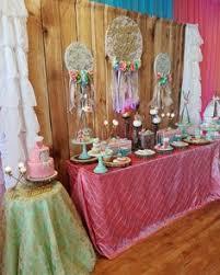 Dream Catcher Baby Shower Cake Tribal Gender Reveal DecorationsTribal Baby Shower Decorations 44