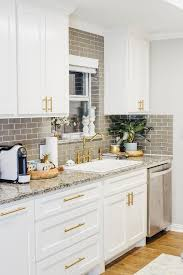 Our Kitchen Sink Woes Our Small Kitchen Reveal Vandi Fair