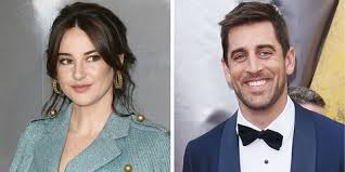 See more of aaron rodgers on facebook. See Shailene Woodley S First Interview On Aaron Rodgers Engagement And Her Ring