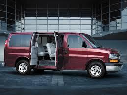 Plug-In Hybrid Chevrolet Express, GMC Savana Coming in 2015 ...