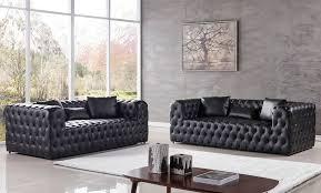 black modern couch70