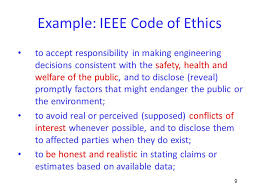 Engineering Ethics Ge 105 Introduction To Engineering Design - Ppt ...