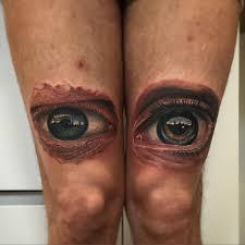яркие реалистичные и очень оригинальные татуировки мастера Dzikson