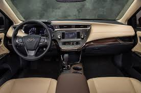 toyota avalon 2015 interior. Interesting 2015 2015 Toyota Avalon With Interior Motor Trend