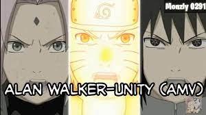 Alan walker - Unity (Naruto&Team 7 Amv) - YouTube