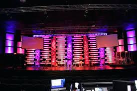 church lighting design ideas. Church Stage Design Ideas Coroplast . Lighting