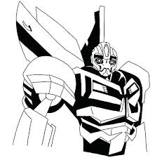 Transformer Coloring Page Free Transformers Coloring Pages Coloring