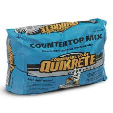 quikrete countertop countertop mix with countertops
