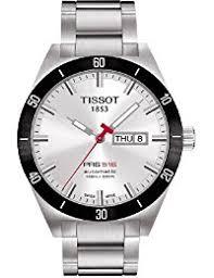 amazon co uk tissot watches tissot prs516 automatic mens watch t0444302103100 wrist watch wristwatch