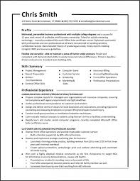 Resume Templates Monster Resume Templates Resume Samples Monster