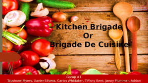 Generally there is the chef, who is responsible for menu development, ordering and quality control of. Ppt Kitchen Brigade Xavier Silvera Academia Edu