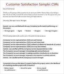 Sample Surveys Questionnaires 9 Sample Survey Questionnaires Free Sample Example Format