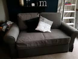 ikea backabro 2 seater sofa bed in