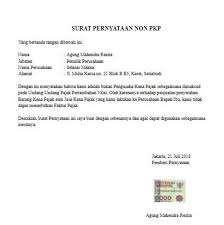 Sepanjang tempoh pkp perintah kawalan pergerakan ini surat ini dikongsikan oleh irlaw2u.my di laman facebook mereka. Pengertian Surat Pernyataan Non Pkp Dan Cara Pengajuannya Cermati Com