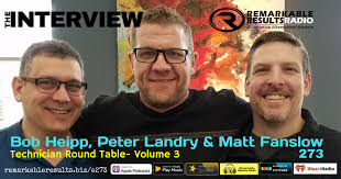 rr 273 technician round table part 3 heipp landry fanslow remarkable results radio