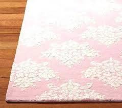pink wool rug light pink rug light pink rugs for nursery light pink ivory tufted wool