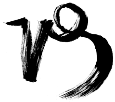 capricorn zodiac sign symbol its meaning and origin the capricorn symbol in ink by stefan stenudd