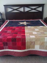 Texas Flag Quilt … | Pinteres… & The Texas Flag Quilt - Facts & Figures Adamdwight.com