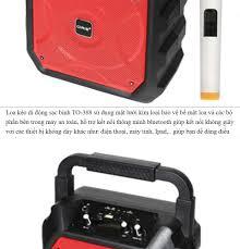 HCM][Loa Kéo Nhập] Loa Kéo Di Động Mới Nhất 2021Loa kéo Oris TO-388 Loa Kéo  Loa Kéo Di Động Loa Kéo Bluetooth Loa bluetooth hát karaoke kèm mic loa  bluetooth mini gia
