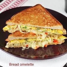 bread omelette sandwich swasthi s recipes