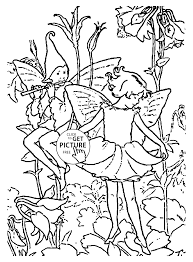 Small Picture Flower Fairy Coloring Pages 3391 592794 Coloring Books