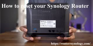 Synology Orange Light How To Reset Your Synology Router Routerrsupport Medium