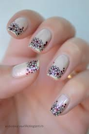 159 best 01 FRENCH NAIL ART DESIGNS images on Pinterest | Nail art ...