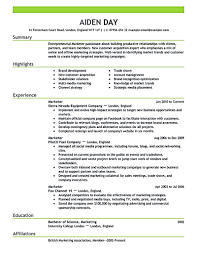 Examples Of Resumes Best Resume Key Skills The Tech To List On